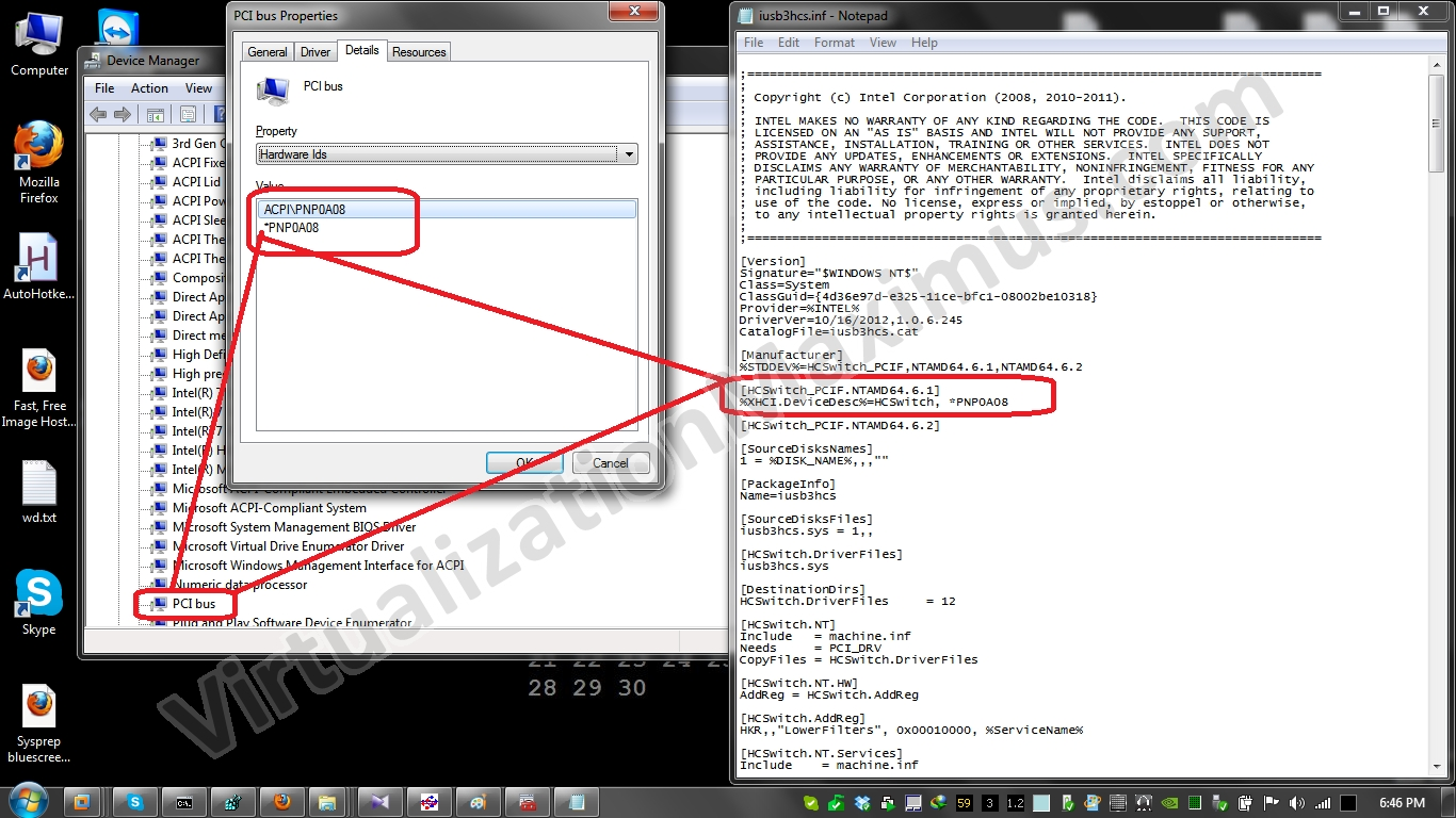 VIA PCI TO USB ENHANCED HOST CONTROLLER TREIBER WINDOWS 7