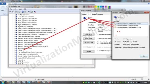 Intel - xHCI - USB Host Switch Controller - devmgmt.msc - 01