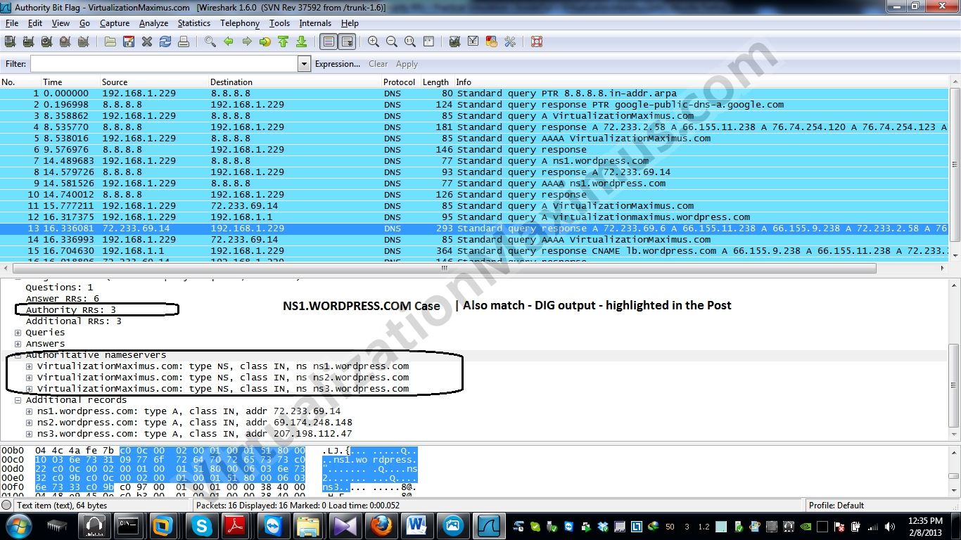 WireShark | VirtualizationMaximus.com